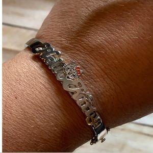 Hello Kitty x Kimora Lee Simmons Bangle Bracelet